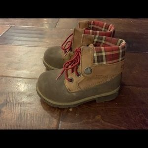 Boys Croc Boots size 11